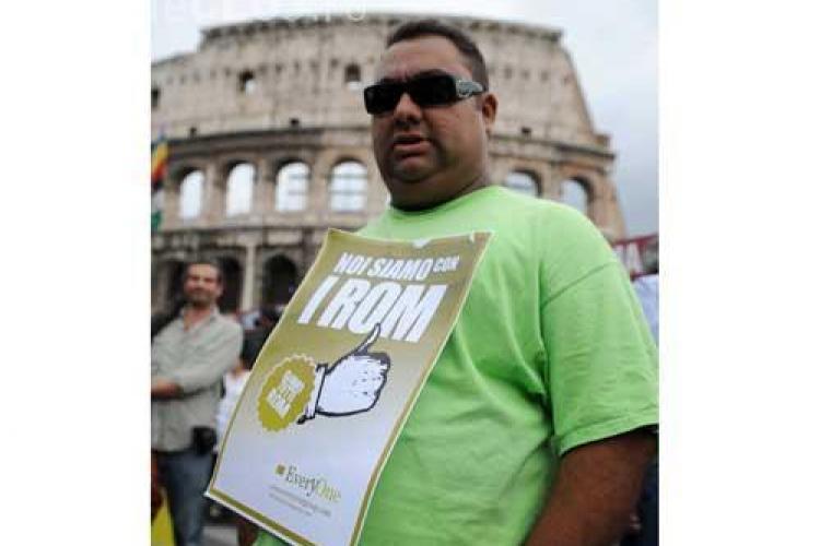 Ce amendă riști dacă îi spui țigan unui rom