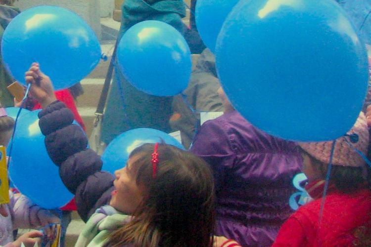 Cazinoul din Parcul Central va fi iluminat în albastru în 2 aprilie, de Ziua Internațională de Conștientizare a Autismului