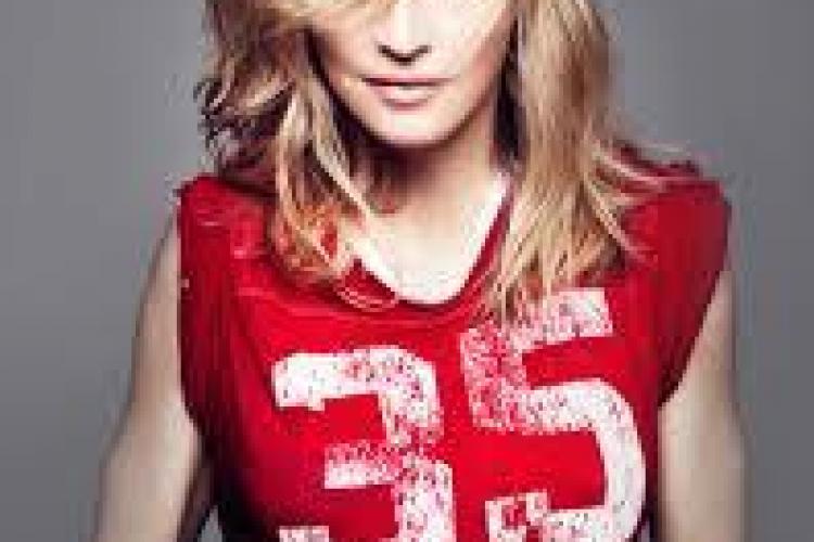 Madonna, de nerecunoscut fără machiaj FOTO