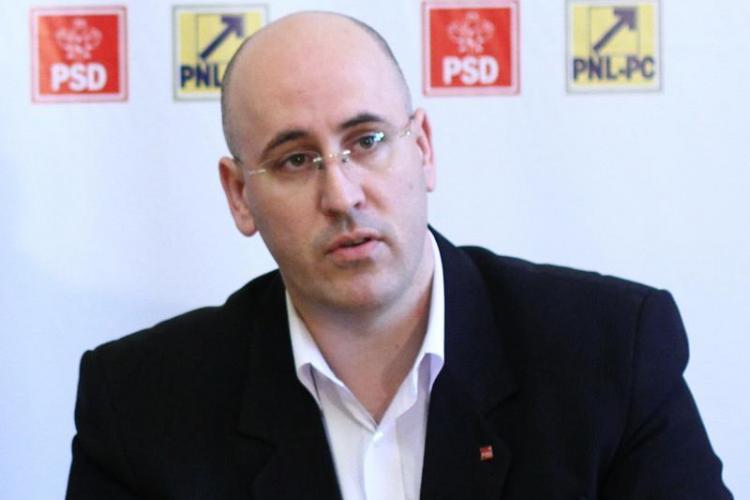 Președintele organizației municipale PSD, Mircea Jorj: Întâlnirea PDL de la Romexpo era ca o întâlnire a mafiei