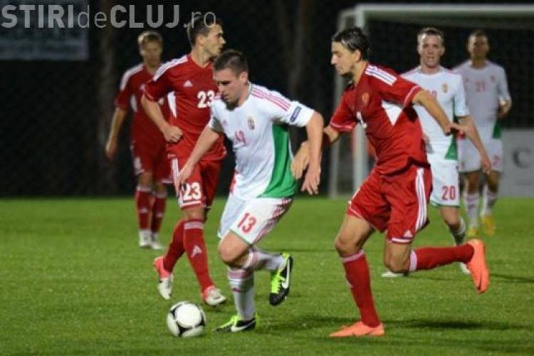 CFR Cluj vrea să cumpere un jucător din naționala Ungariei