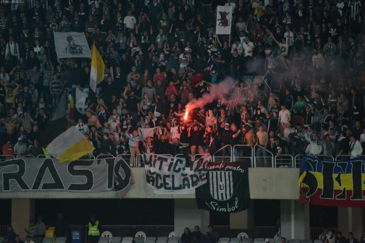 U Cluj - Concordia Chiajna 1-0. REZUMAT VIDEO COMPLET - Szekely a intrat și a făcut faza golului