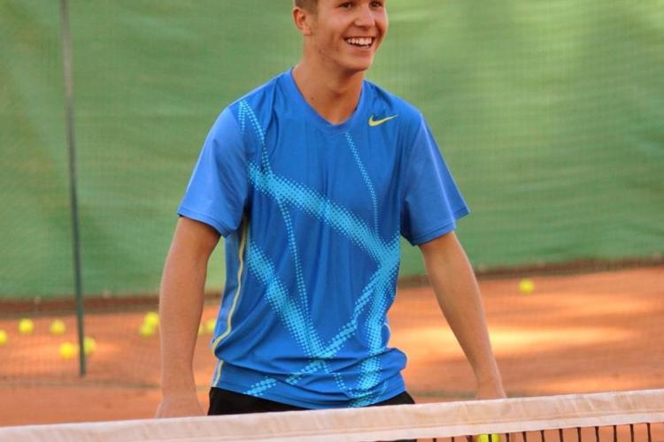 Patrick Ciorcila a intrat în top 800 ATP, la numai 16 ani - FOTO