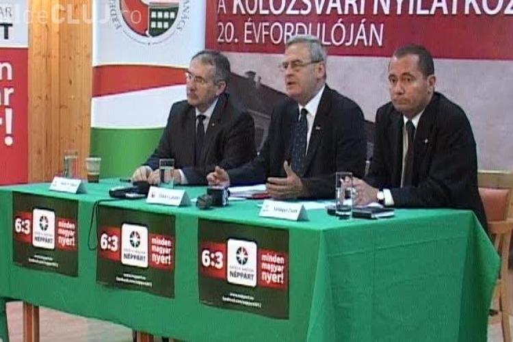 Congresul PPMT va avea loc la Cluj, în 20 aprilie