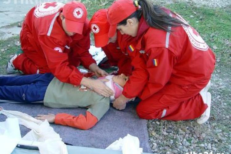 Crucea Roșie Cluj va avea o bază de pregătire la Valea Ierii unică în România