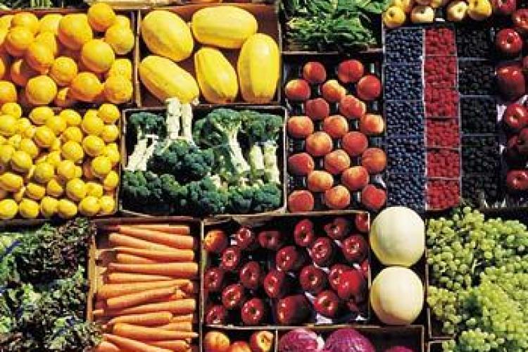 5 sfaturi pentru a introduce mai ușor fructele și legumele în meniul zilnic