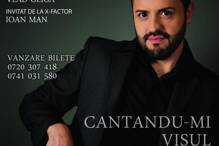 Ricardo Caria, concert caritabil la Cluj-Napoca
