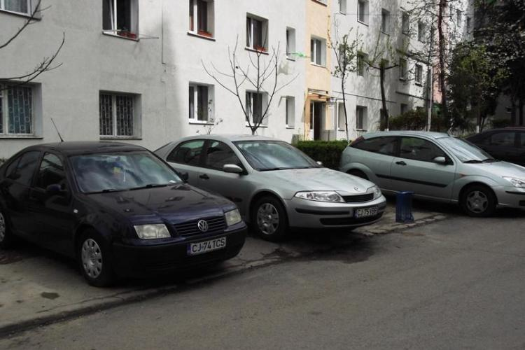 Cluj: S-a prelungit termenul de plată pentru parcări