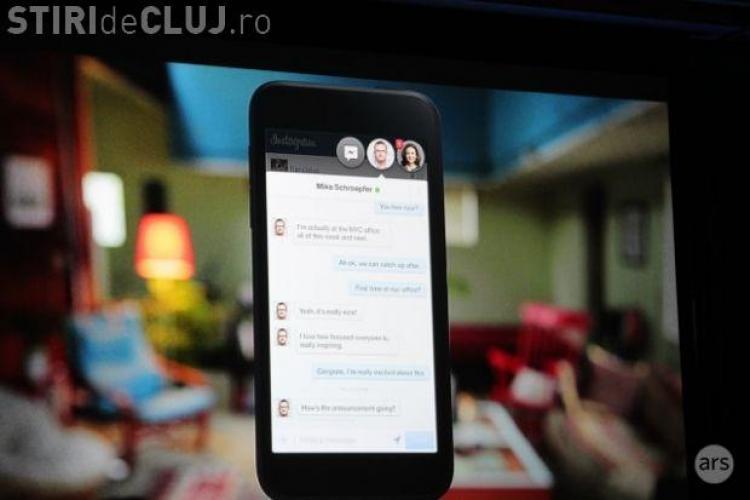 Facebook lansează un smartphone împreună cu HTC. Vezi cum arată VIDEO