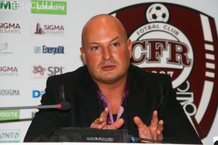 Paszkany dă afară minim 9 jucători de la CFR