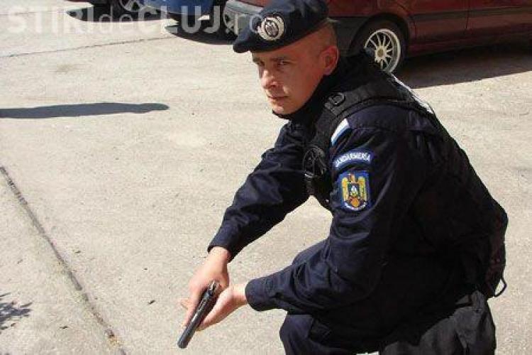 Ziua Jandarmeriei Române, sărbătorită la Cluj în 3 aprilie