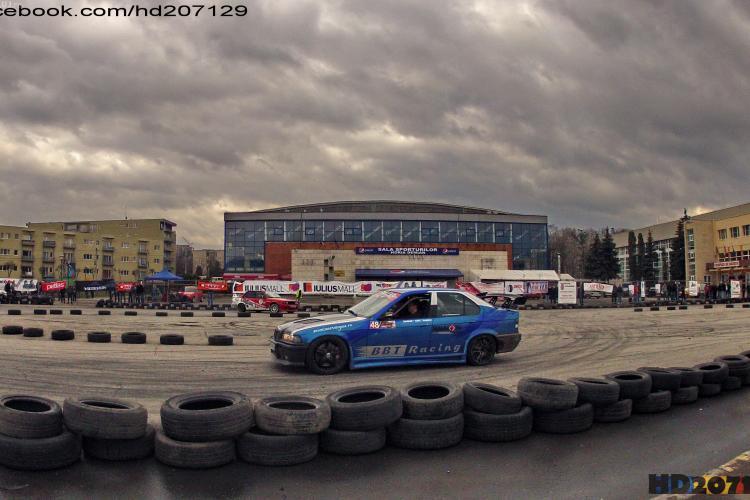 Clujenii din zona Sălii Sporturilor și Grigorescu cer interzicerea concursurilor de DRIFT