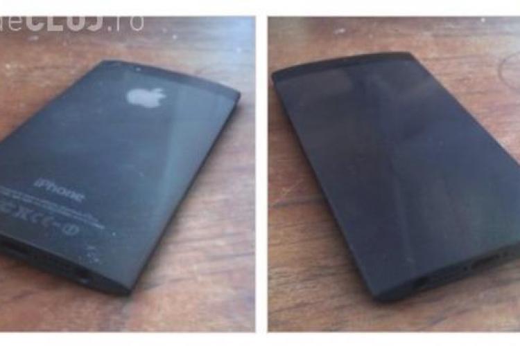 iPhone 5S ar putea arăta complet diferit - VEZI o schiță