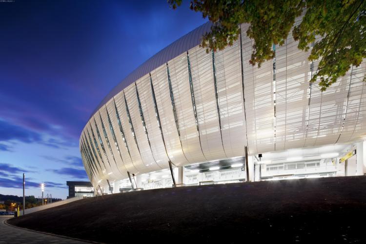 """Muzeul"" Cluj Arena va fi premiat la New York"