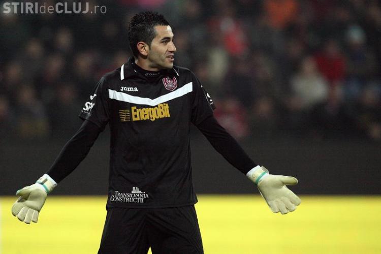 Nuno Claro cere insolvența CFR Cluj, pentru a-și recupera salariile