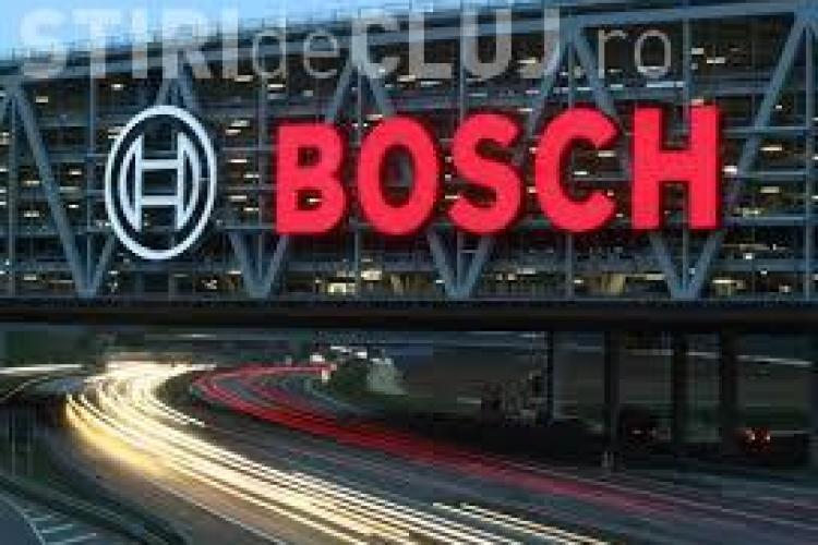 Bosch angajează AZI la Cluj 100 de oameni! Până la finalul anului la JUCU vor lucra 325 de angajați