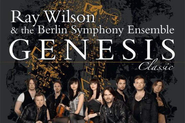 Concert Genesis Classic la Cluj-Napoca, în această primăvară