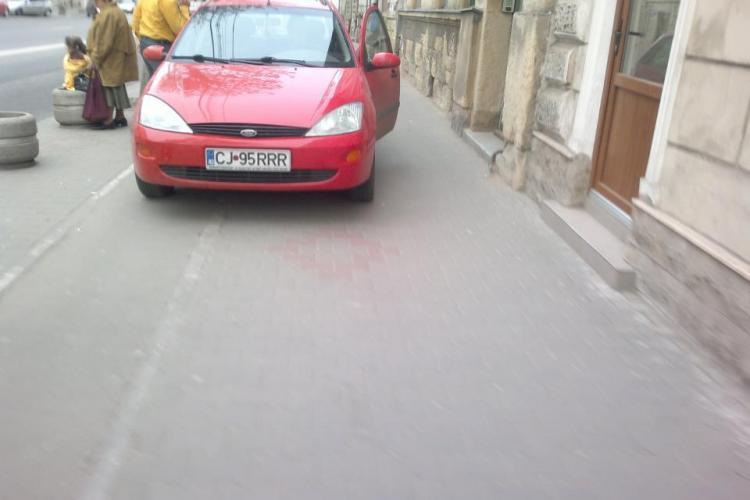 """Pista de biciclişti, parcare pentru şoferi. Ce se va întâmpla când se lansează proiectul de """"Bike Sharing"""" - FOTO"""