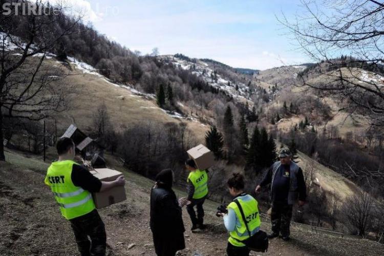 Campanie umanitară de Paște. Clujenii sunt așteptați să participe