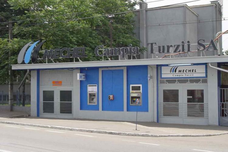 Combinatul Mechel Câmpia Turzii a intrat în insolvență