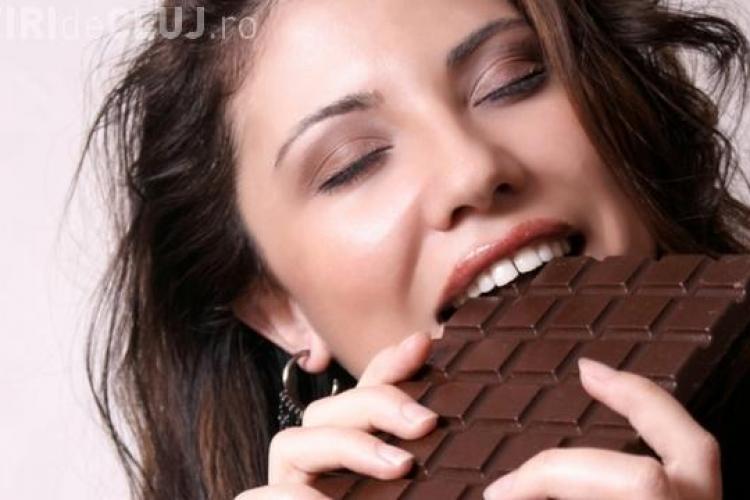 Ciocolata perfectă: extrem de cremoasă, dar cu jumătate din calorii