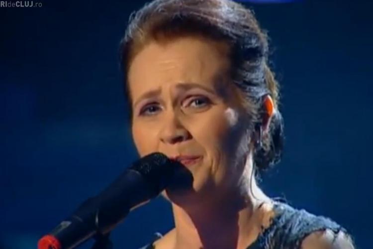 ROMÂNII AU TALENT 2013: Gabriela Artene a câștigat prima semifinală - VIDEO