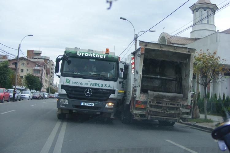 Boc: Nu aprob prelungirea contractului de salubrizare stradală fără LICITAȚIE