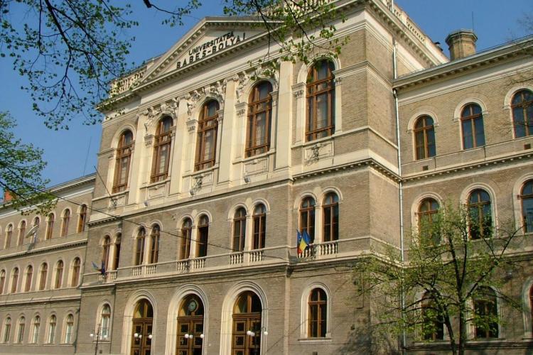 Clădirea UBB Cluj pe lista clădirilor care ar putea fi retrocedate. Mingea e în terenul lui Victor Ponta