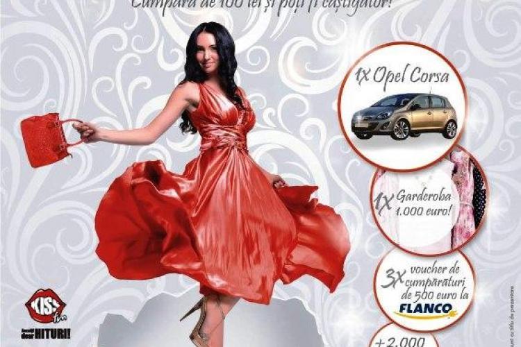 Iulius Mall Cluj dăruiește o mașină de Paște! Cum o poți câștiga