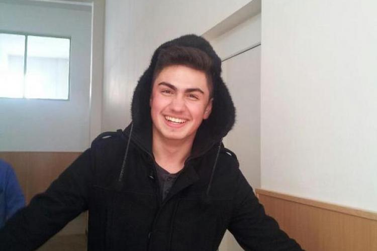 Cristian Sabo, tânărul de 17 ani care a murit în accidentul de la Apahida, plâns pe Facebook de prieteni - FOTO