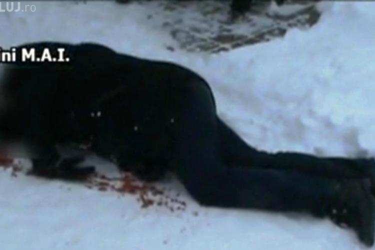 Un clujean împușcat în cap, găsit în pădurea din Livada, lângă Turda