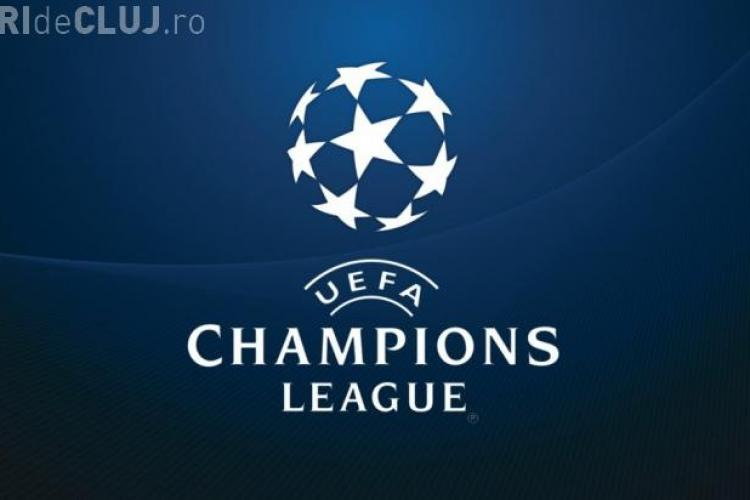 CHAMPIONS LEAGUE SEMIFINALE. Cu cine joacă Real Madrid și Barcelona