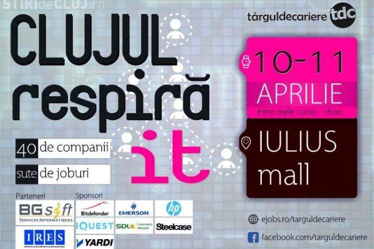 Târgul de Cariere IT la Iulius Mall Cluj