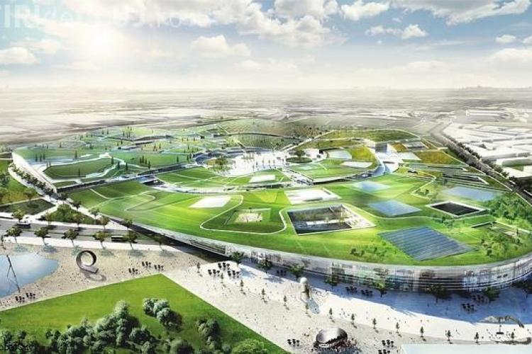 Europa City: Vezi cum va arăta orașul turistic al viitorului