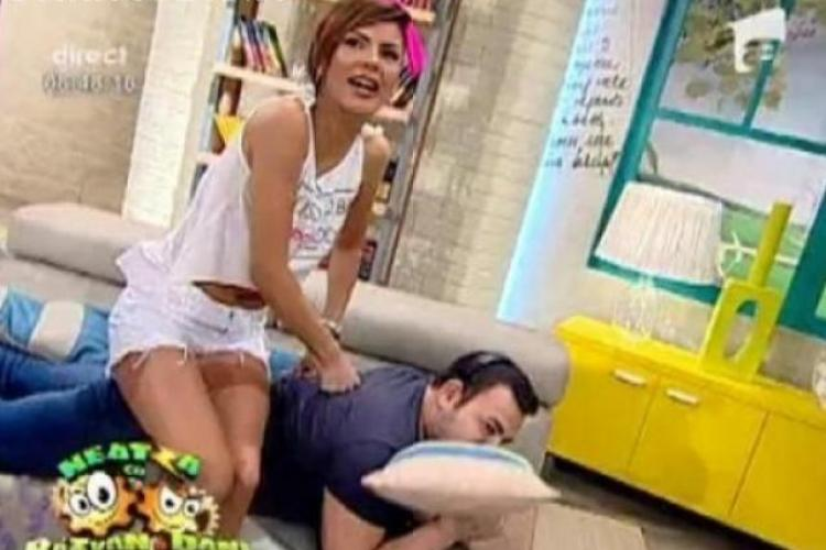 Răzvan și Dani au pus ochii pe o asistentă SEXY