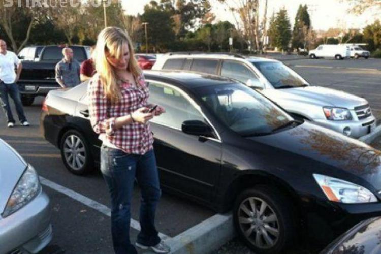 Femeile NU sunt bune șoferițe. Vezi 10 poze care demonstrează asta - FOTO