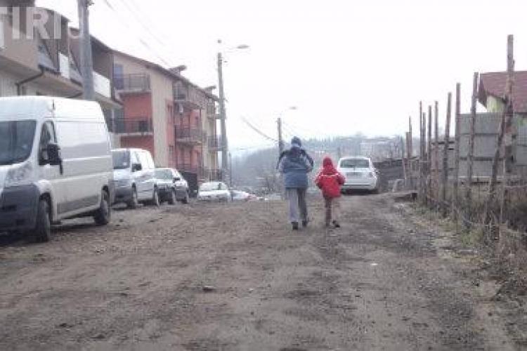 Locuiești pe străzile Măceșului sau pe Mihai Românul? ÎNCEPE ASFALTAREA