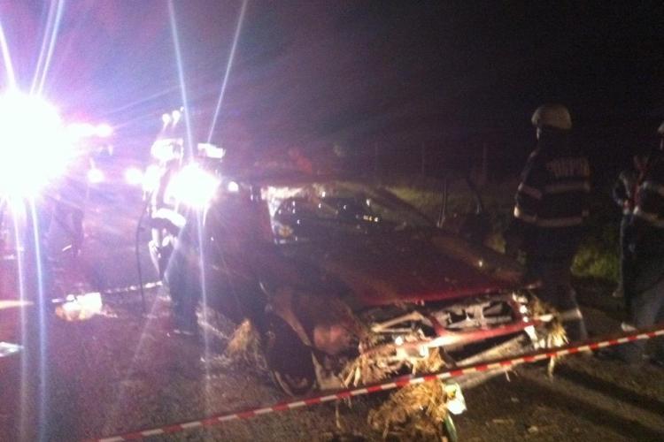 Autorul accidentului din Apahida era băut și avea permisul de câteva luni. Un tânăr de 17 ani a murit