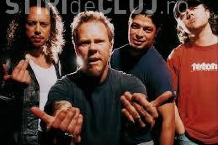 Metallica a fost invitată să cânte pe Cluj Arena. Ce au răspuns?