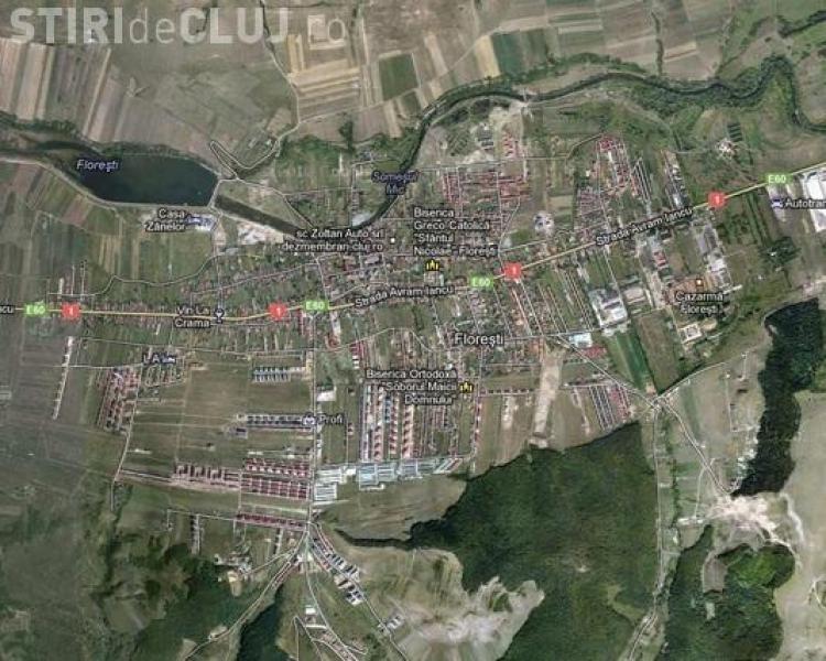 Floreștiul Era In 2000 O Zonă Verde Imaginile Din Satelit In Care