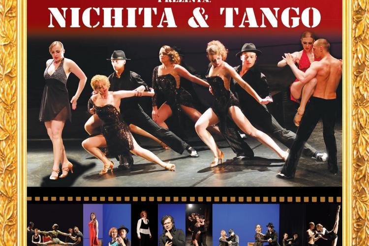 Spectacol Nichita & Tango la Teatrul Național
