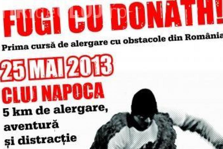 Cursă cu obstacole de zilele Clujului