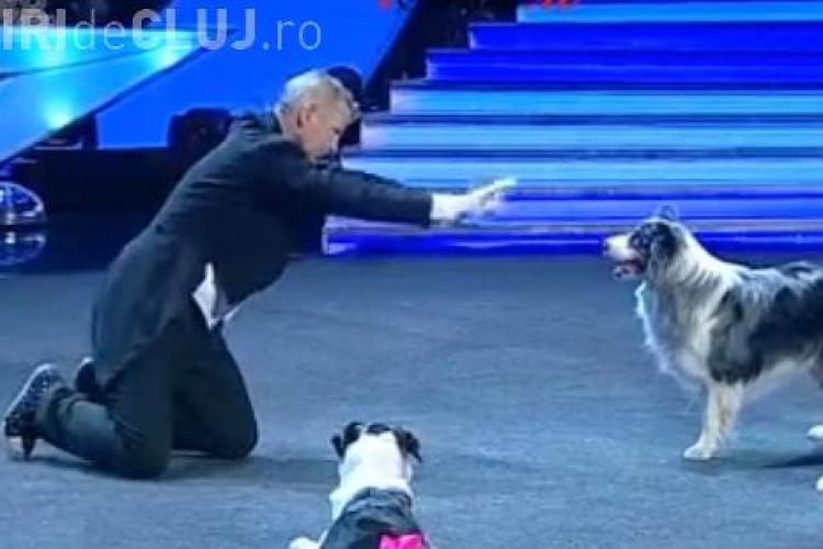 Bruno Icobeț, câștigătorul Românii au talent 2013. VEZI numărul din FINALĂ - VIDEO