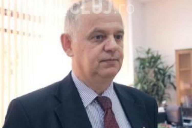 Dumitru Matiș, decanul Facultății Științe Economice Cluj, externat după tentativa de sinucidere