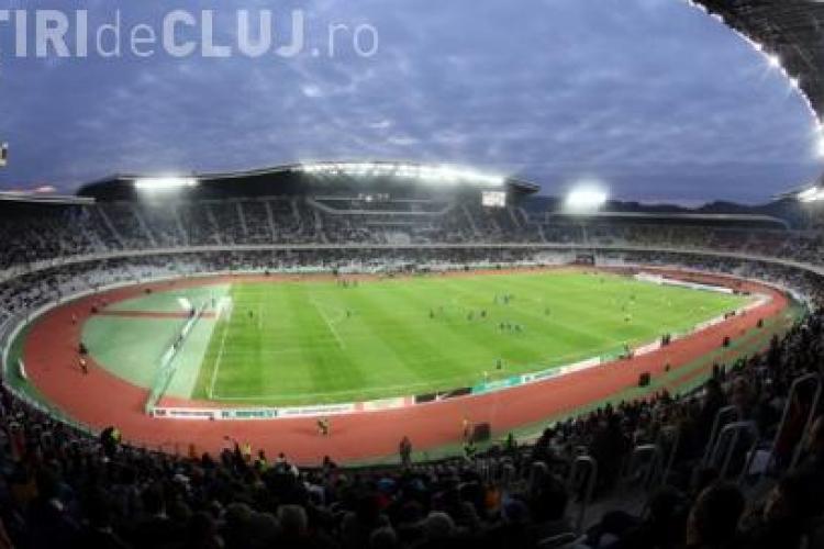 U Cluj a înscris golul cu numărul 2.000 în Liga 1 prin Bogdan Apostu