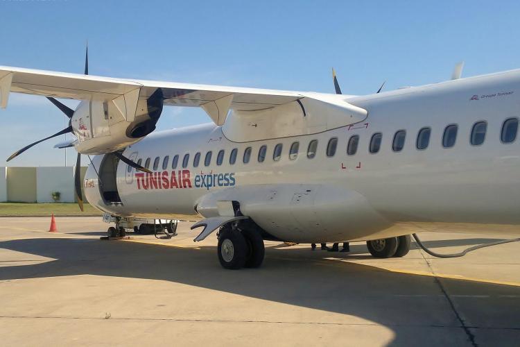Zbor Cluj-Napoca - Tunisia, din 24 aprilie. Clujenii pot zbura in Tunis pana la sfarsitul lunii octombrie