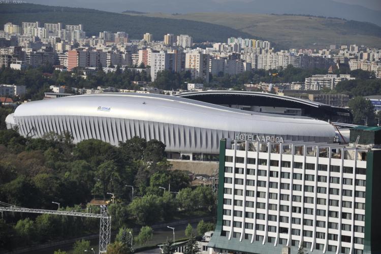 Cluj Arena a primit 12 milioane de lei din rambursări de TVA! Banii vor fi folosiți pentru dezvoltarea stadionului