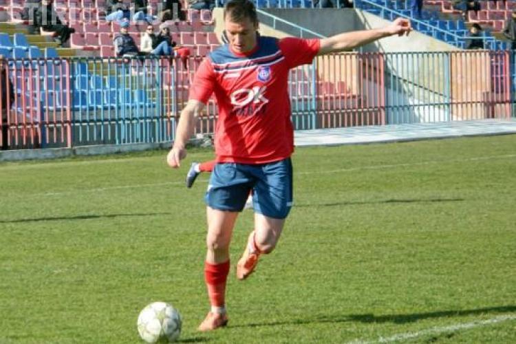Drama unui fost jucător al CFR Cluj. Băiețelul de patru zile i-a decedat