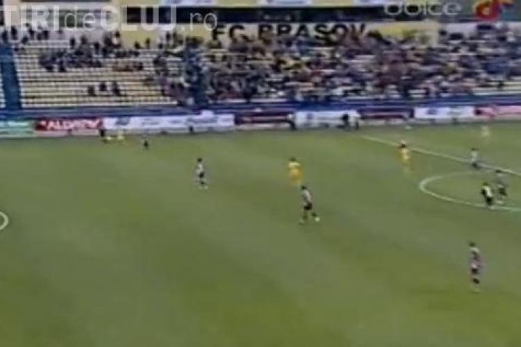 Braşov - CFR Cluj 0-0 - REZUMAT VIDEO COMPLET! Clujenii nu mai au chef de fotbal