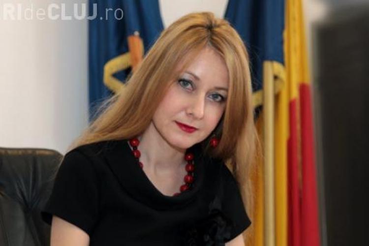 Laura Oprean a renunțat la conducerea DNA și revine la Cluj